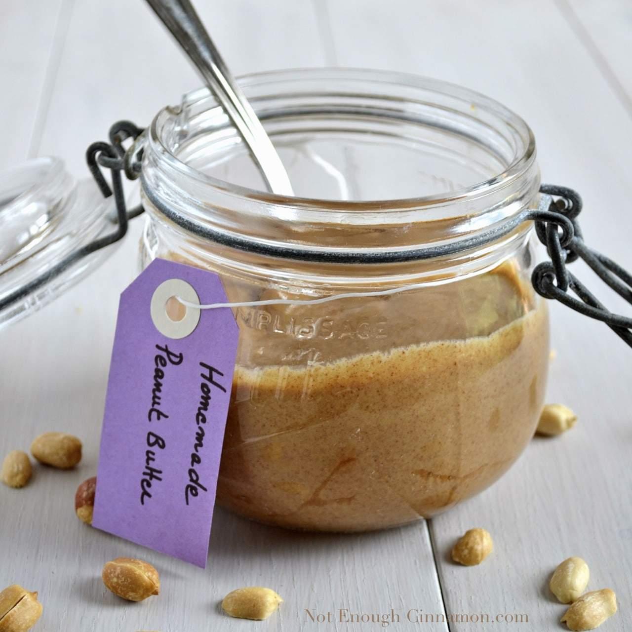 Арахисовая паста пошаговый рецепт
