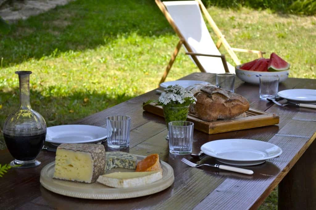 A food related glance at my french vacation in auvergne for Auvergne cuisine