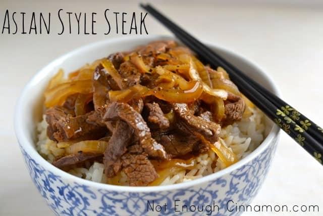 Asian style steak hot nude photos
