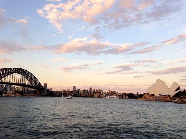 Sydney by ferry01