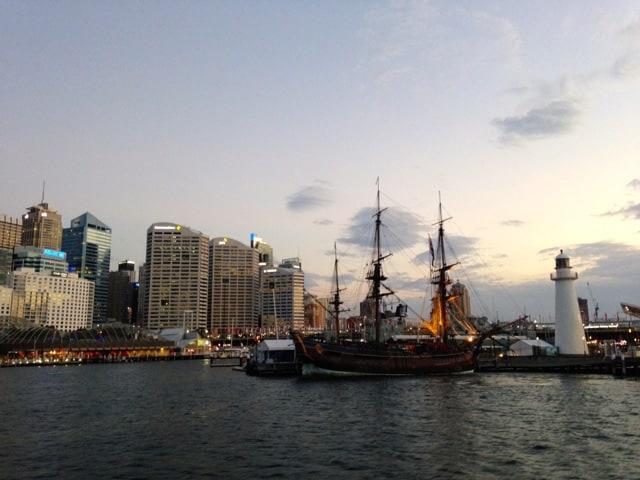 Sydney by ferry09