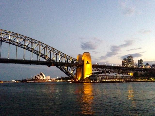Sydney by ferry10