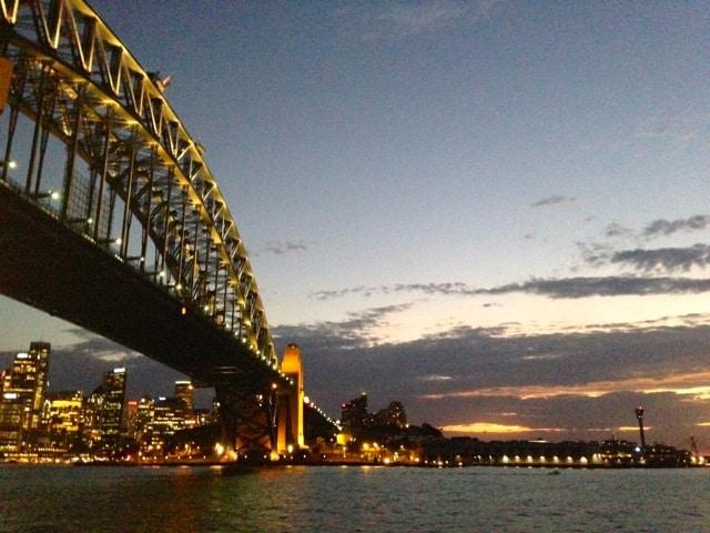 Sydney by ferry12