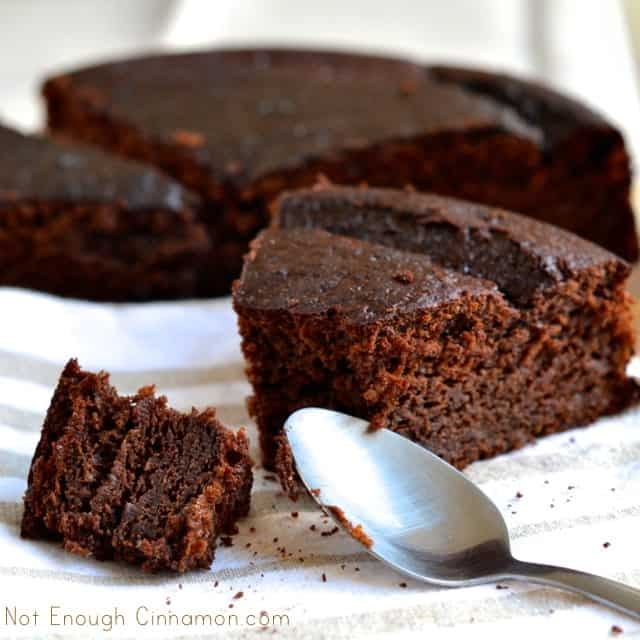 Bbc Good Chocolate Cake Yogurt
