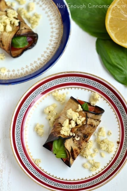 Grilled Eggplant Rolls4