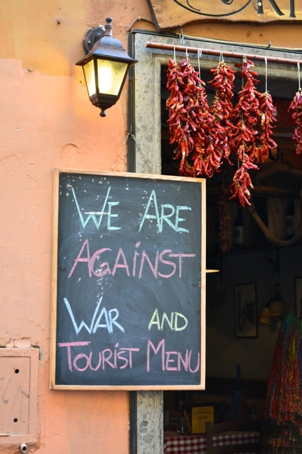 Postcard from Rome - NotEnoughCinnamon.com10