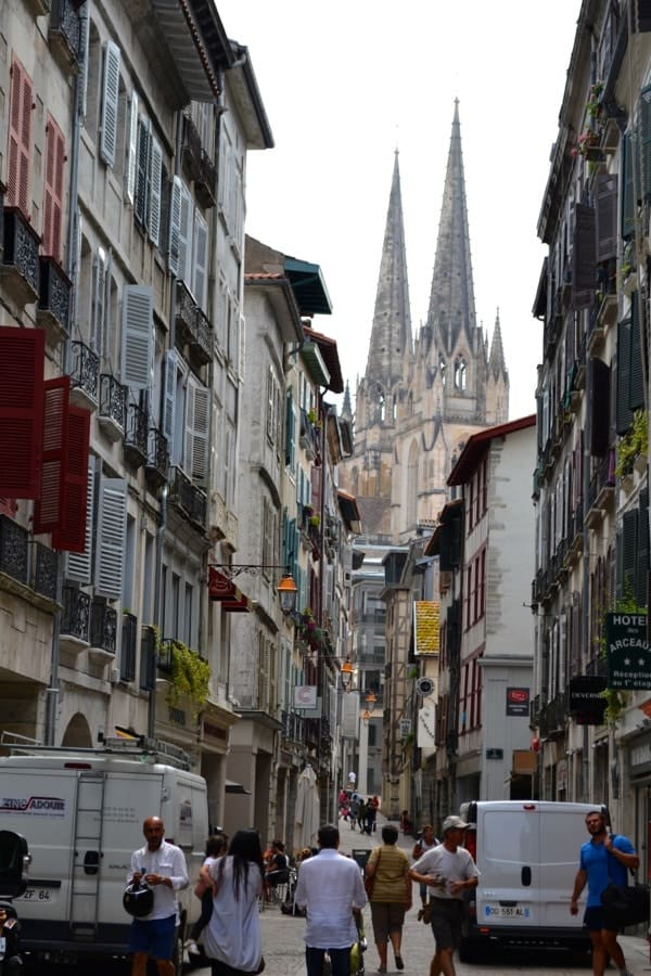 Postcard from the Basque Country