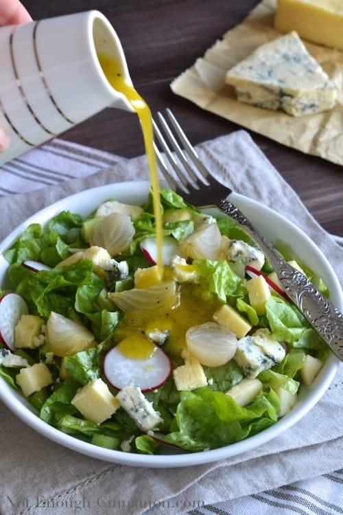 Ploughman's salad -Pin