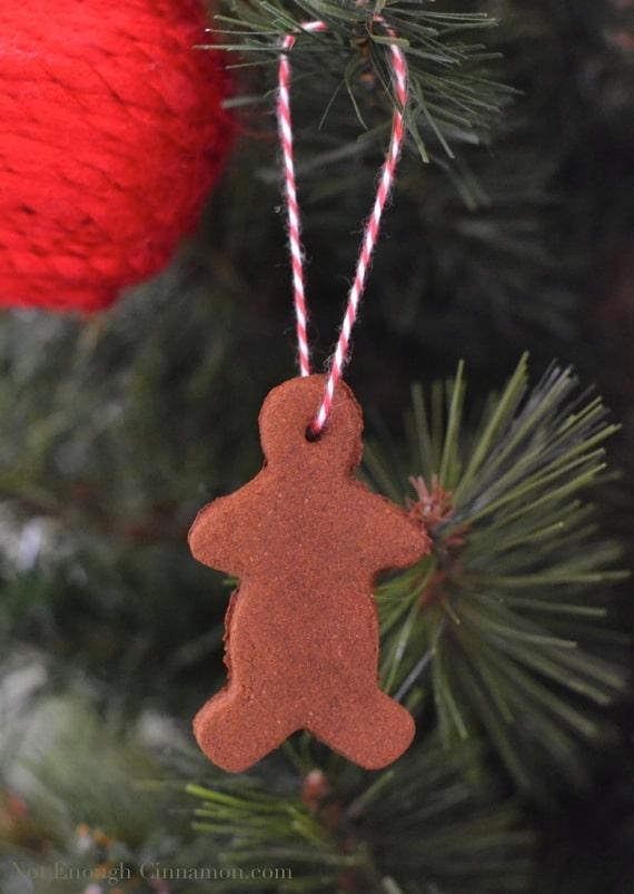 Easy Homemade Cinnamon Ornaments - NotEnoughCinnamon.com