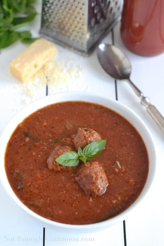 how to make tomato sauce for meatballs