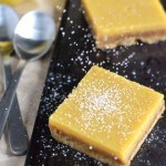 Lemon Pie Bars - Not Enough Cinnamon.com