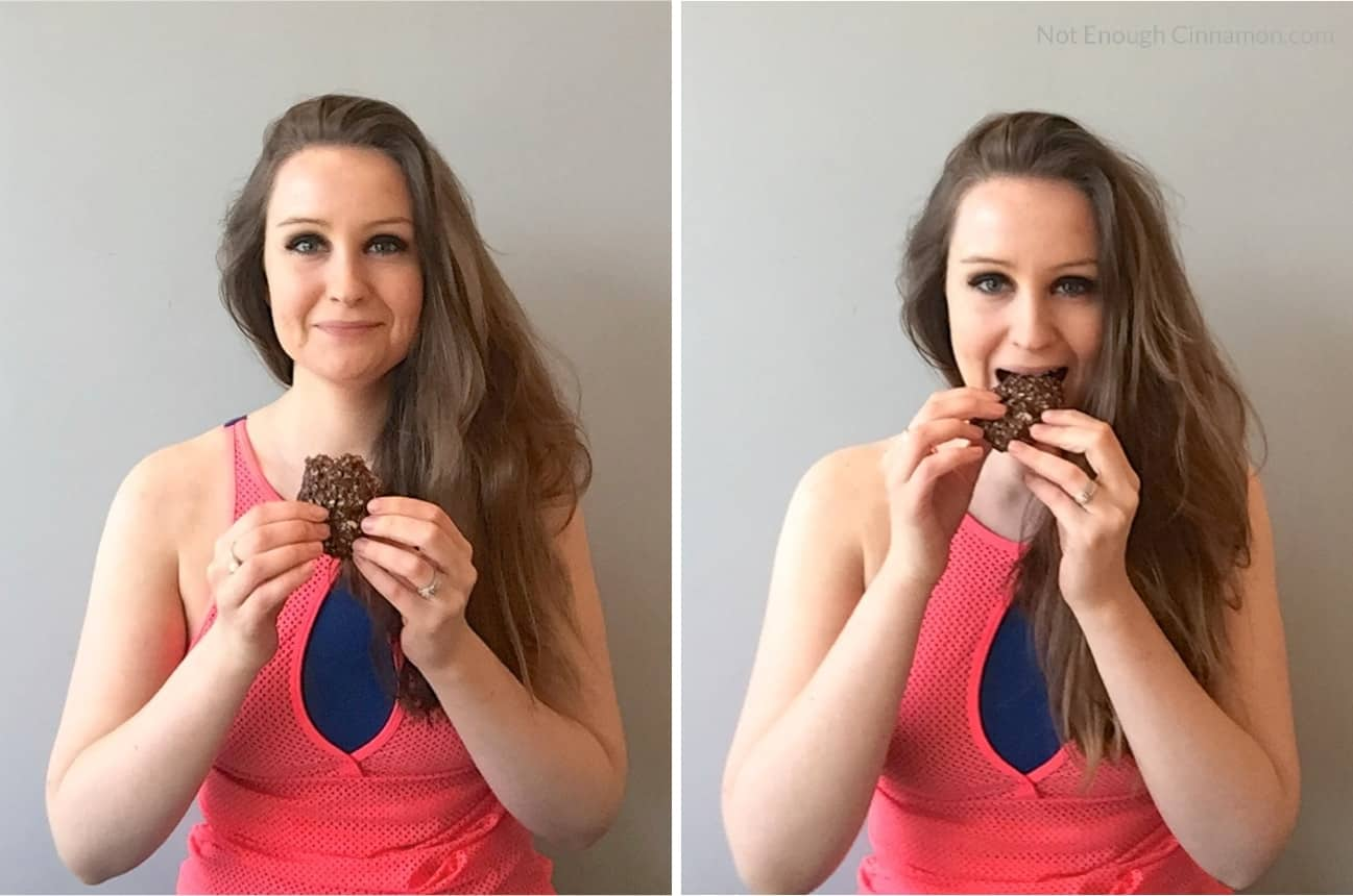 My Fitness Routine: Exercises, Frequency and Meals - NotEnoughCinnamon.com