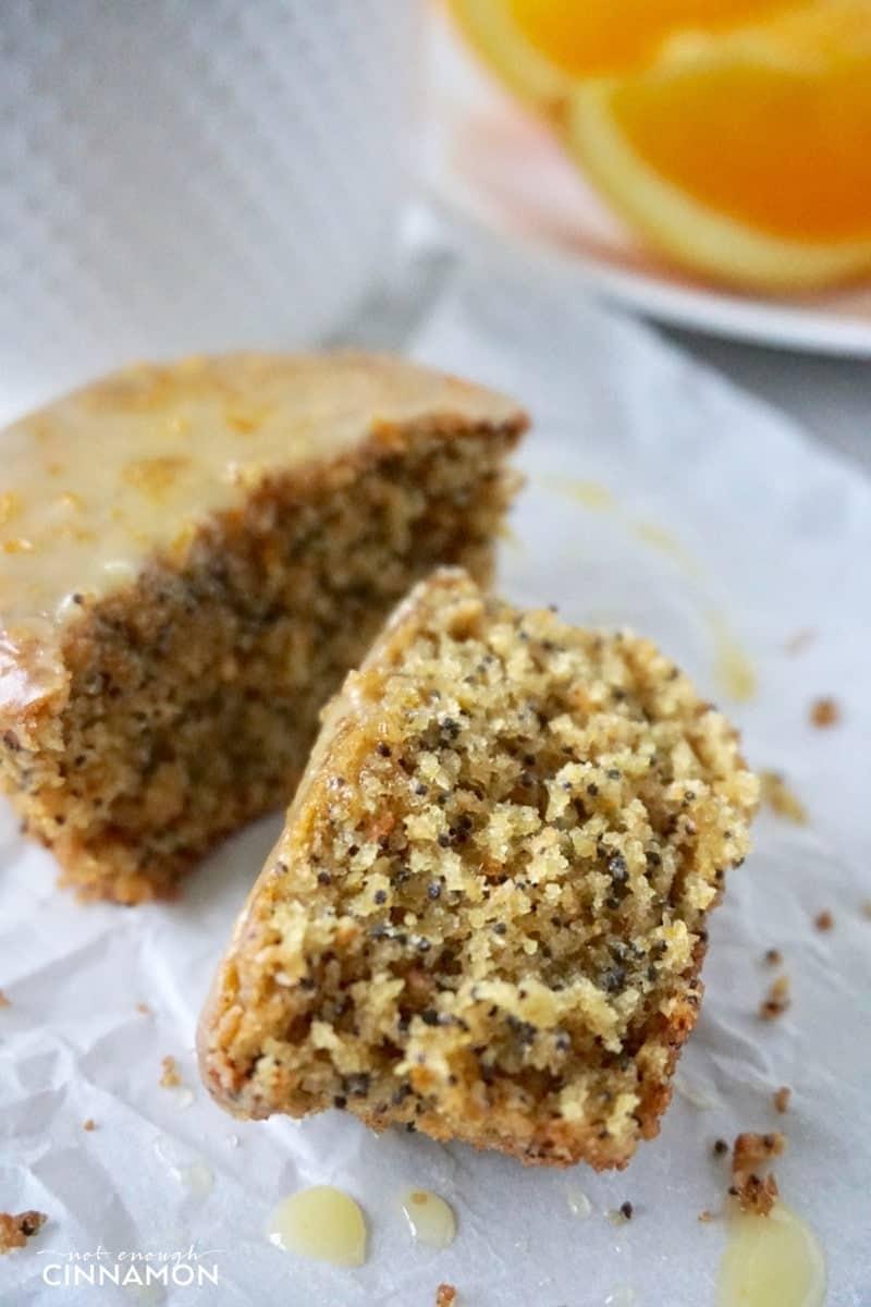 Cake  Ef Bf Bd L Orange Vegan