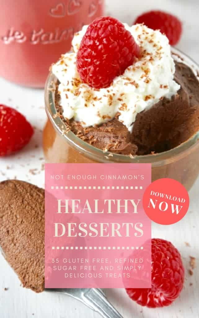 35 Healthy Dessert Recipes To Satisfy Your Sweet Tooth Guilt Free