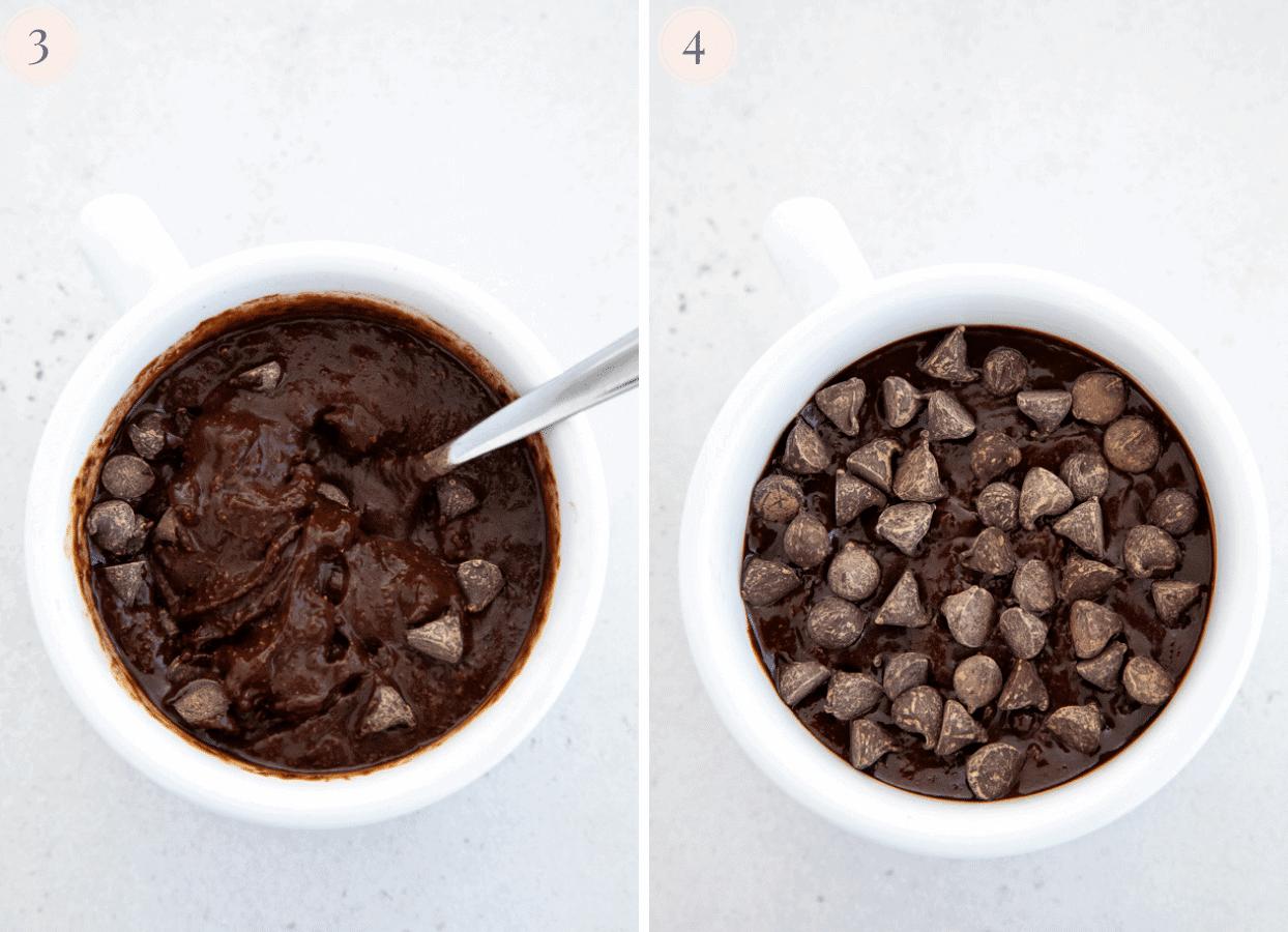 Best Easy Vegan Brownie Mug Cake Gluten Free Not Enough Cinnamon